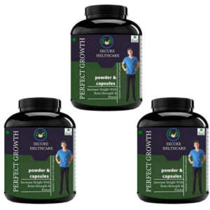 Perfect growth (pack of 3)