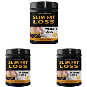 Slim fat loss (Pack of 3)