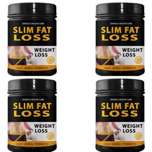 Slim fat loss (Pack of 4)