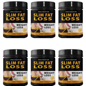 Slim fat loss (Pack of 6)