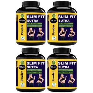 Slim fit sutra powder (Pack of 4)