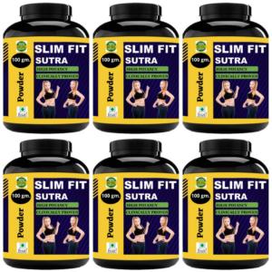 Slim fit sutra powder (Pack of 6)