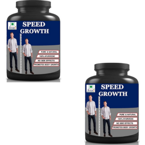 Speed growth (pack of 2)