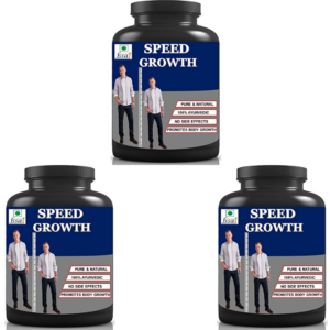 Speed growth (pack of 3)