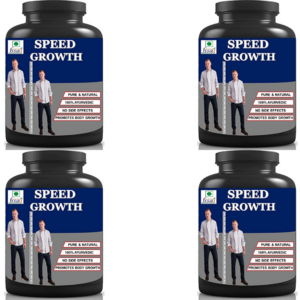 Speed growth (pack of 4)