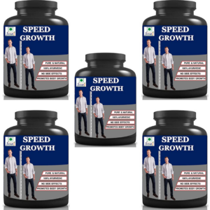 Speed growth (pack of 5)