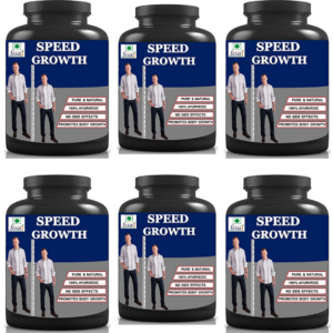 Speed growth (pack of 6)