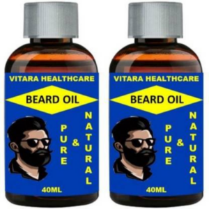 Vitara beard oil (Pack of 2)