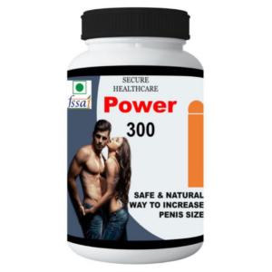 power 300 capsules (Pack of 1)