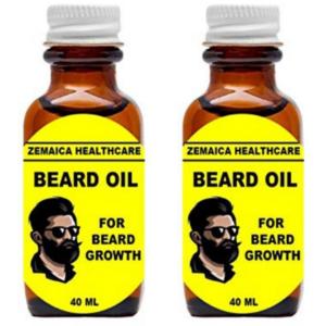 zemaica Beard oil (Pack of 2)