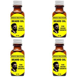 zemaica Beard oil (Pack of 4)