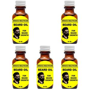 zemaica Beard oil (Pack of 5)
