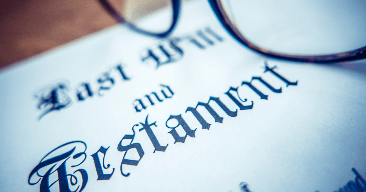 NJ Will and Estate Lawyer in Morris County