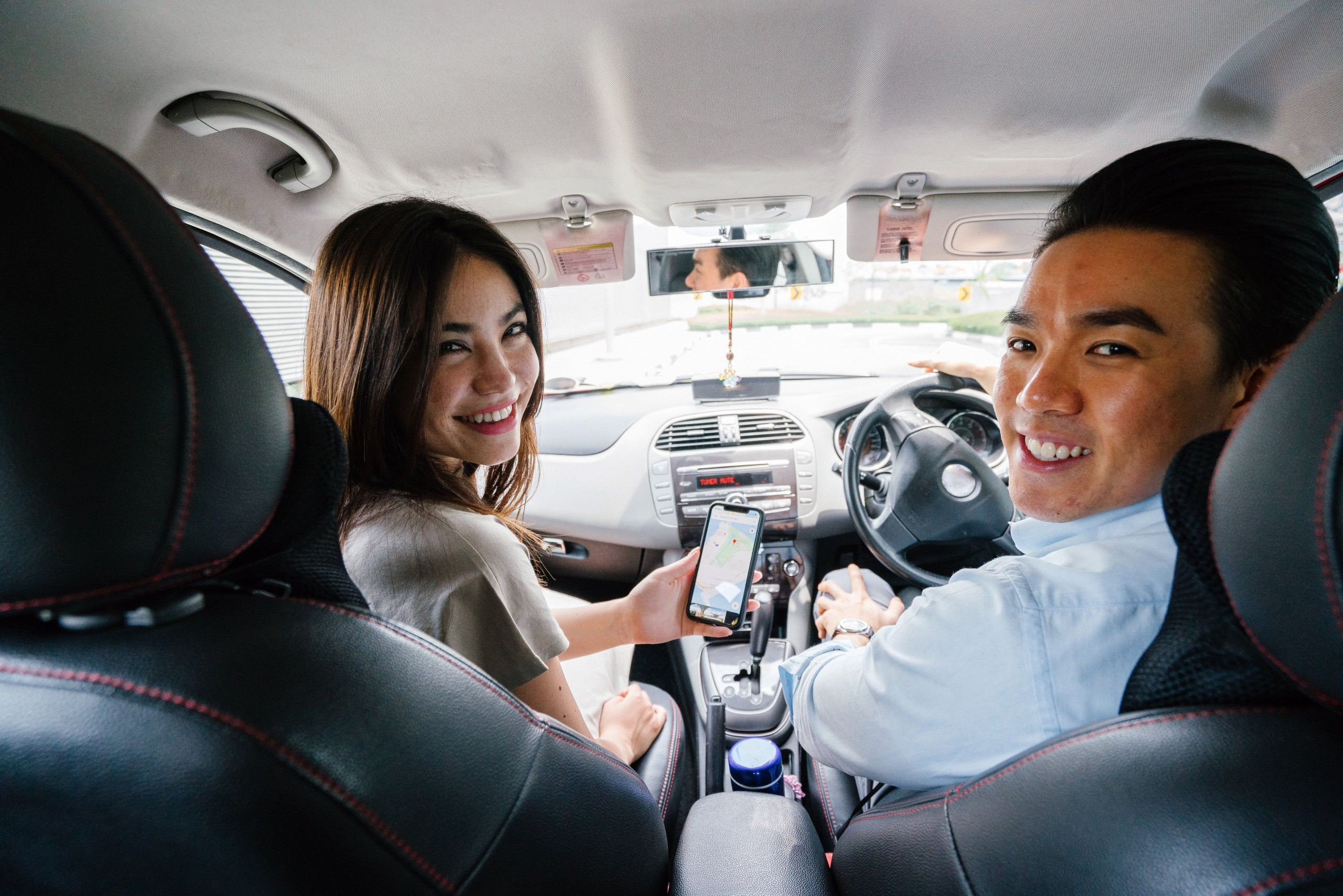 Carpooling reduces social isolation, and can make you happier.