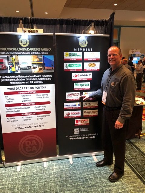 Kevin Brink Attends DACA Trade Show in Orlando