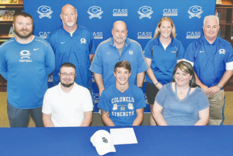 Employees' Son to Play Football at Shorter University