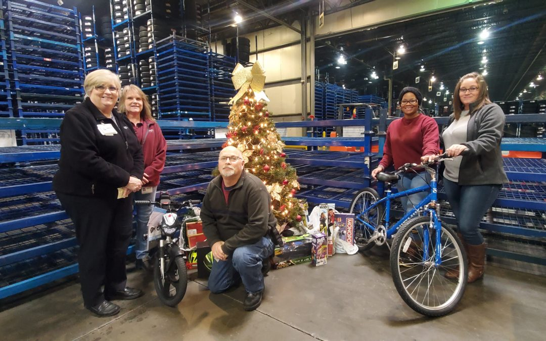 NOTS Logistics' Team Gives Back This Holiday Season