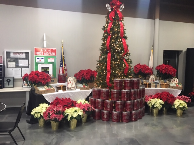 Holiday Party Hosted at Nashville Headquarters