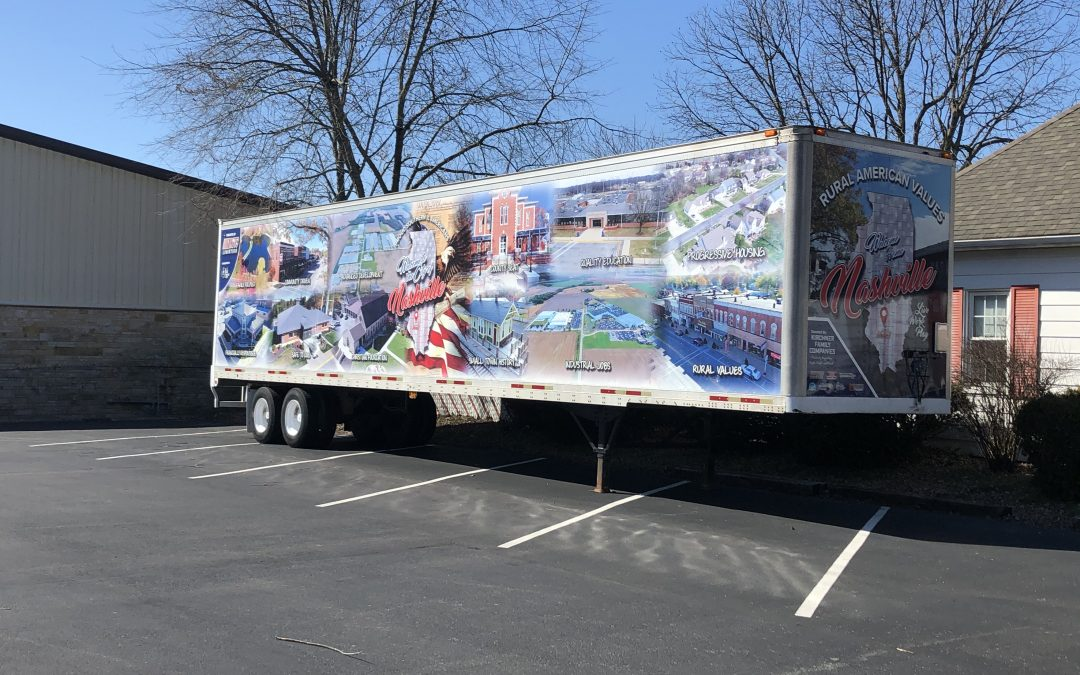 NOTS Donates Trailer for Catholic Church's Drive