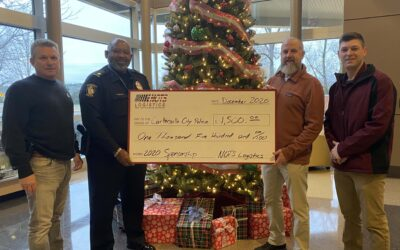 NOTS Makes Holiday Contributions in Local Communities