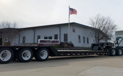NOTS Purchases Lowboy Trailer