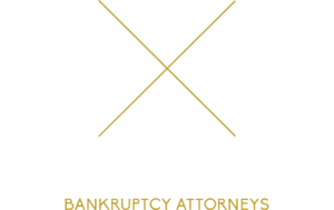 Kelley, Lovett, Blakey, & Sanders Logo in White
