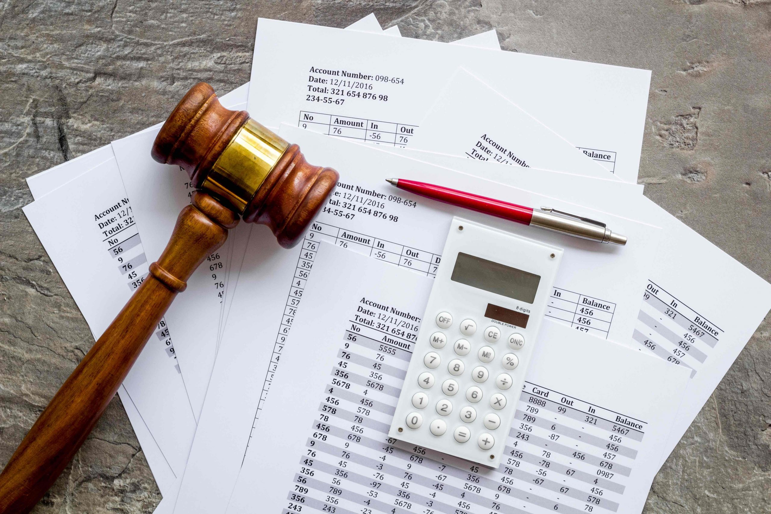Top 10 Reasons for Bankruptcy Filings