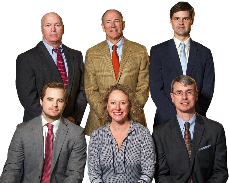 Our bankruptcy attorneys at Kelley, Lovett, Blakey, & Sanders.