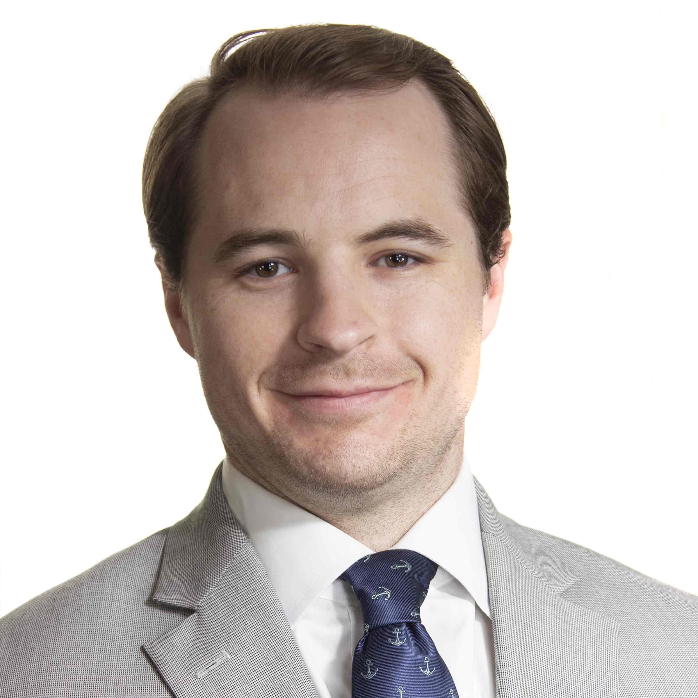 A photo of Associate, Thomas Lovett, Bankruptcy Lawyer