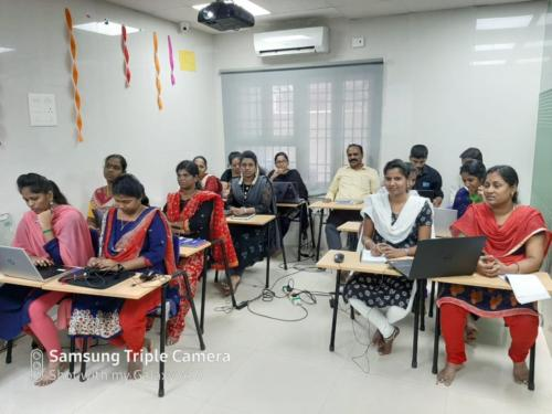 Appasamy Associates 2nd Batch - Advanced Excel Corporate Training