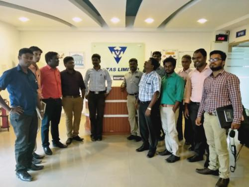 Voltas - Advanced Excel Corporate Training