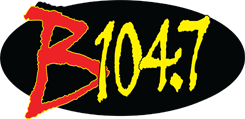 B104.7 #1 For Country Logo