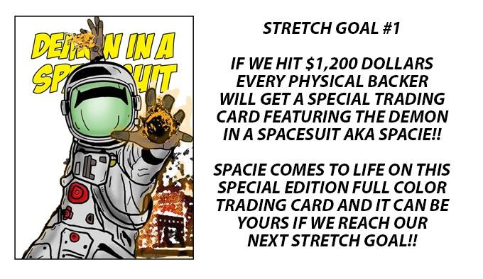 Kickstarter Stretch Goal