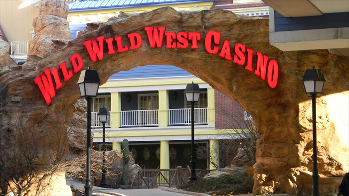 $5 Blackjack Wild Wild West
