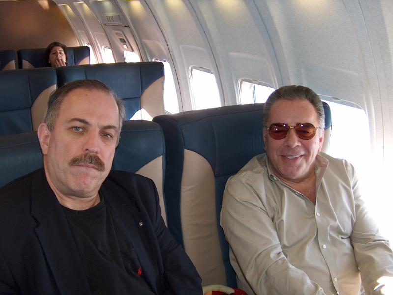 John Kassimatis and Dimitris Kastanas