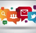 social icon grouping