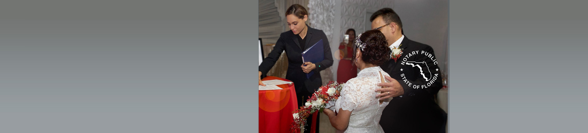 WEDDING OFFICIANT IN MIAMI