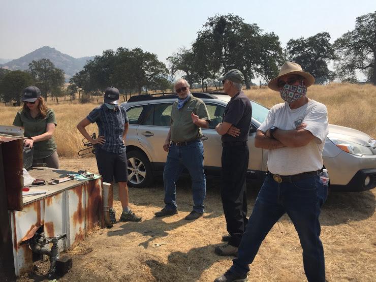 Tribal Well Sampling for Mono Indian Tribe – Dunlap, CA