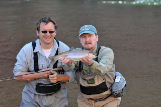 Fishing With a Guide