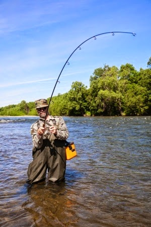 Fly Fishers Travel across the Country for Albany Expo