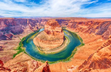Colorado River in Page, AZ