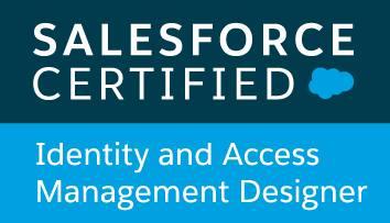 Salesforce Certified Identity and Access Management Designer