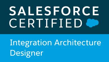 Salesforce Certified Integration Architecture Designer