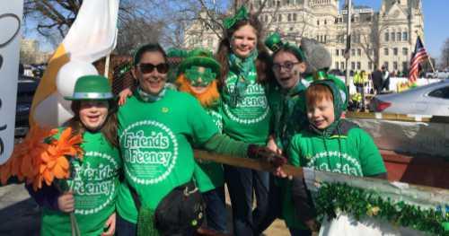 Friends of Feeney St. Patrick's Day