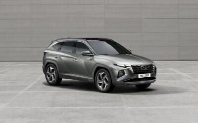 The New 2021 Hyundai Tucson Looks Like a Production Concept Car