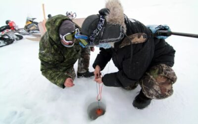 On the front lines of climate change, Arctic communities use tech to keep tradition alive