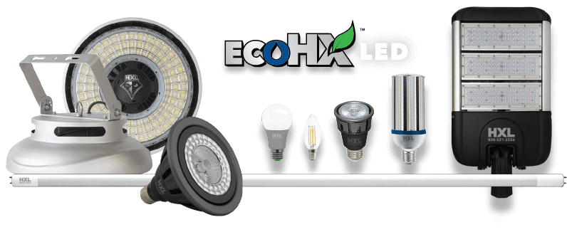 HXLighting EcoHX Product Collage