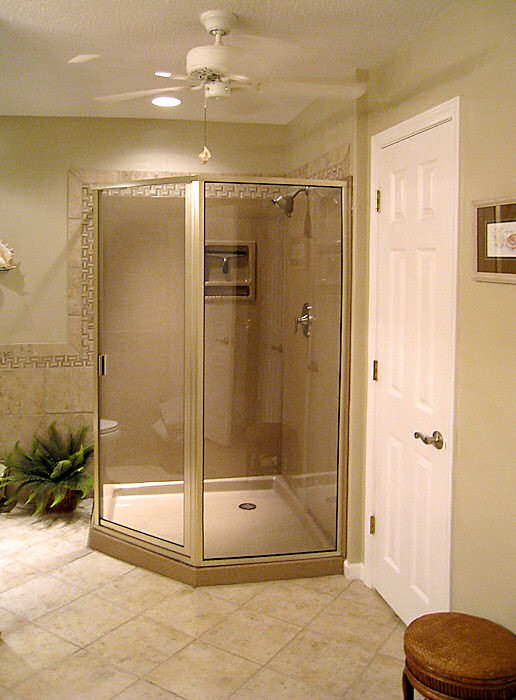 Showers and Vanity Tops