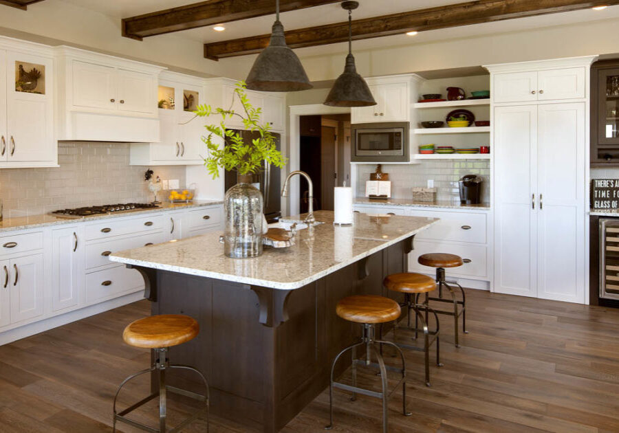 Countertops and Cabinets