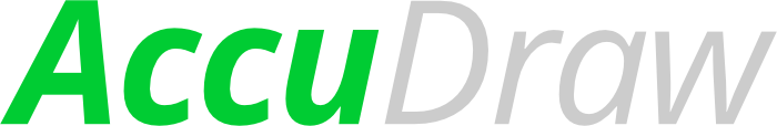Accudraw logo